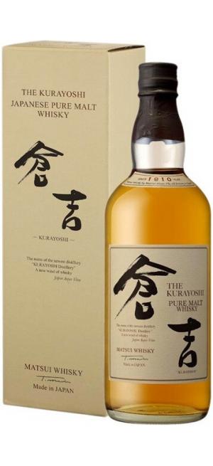 "Виски ""The Kurayoshi"" Pure Malt, gift box, 0.7 л"