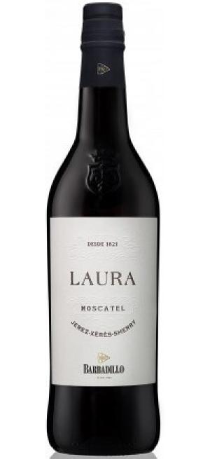 """Херес Barbadillo, """"Laura"""" Moscatel, Jerez DO, 0.75 л"""