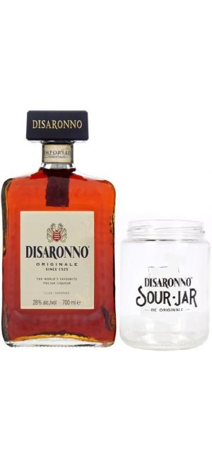 "Ликер ""Disaronno"" Originale, with Sour Jar, 0.7 л"