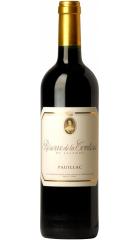 "Вино ""Reserve de la Comtesse"" Lalande, Pauillac AOC, 2008, 0.75 л"