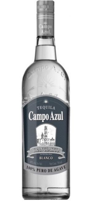 "Текила ""Campo Azul"" Gran Clasico Blanco, 0.7 л"