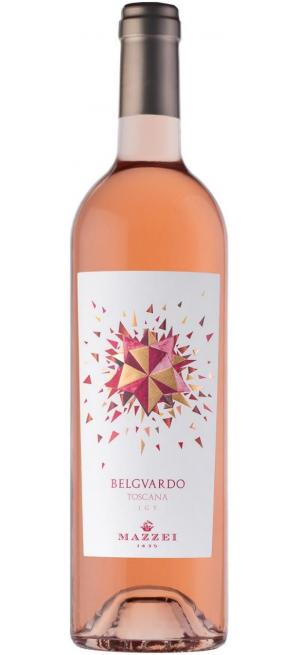 """Вино """"Belguardo"""" Rose, Toscana IGT, 2018, 0.75 л"""