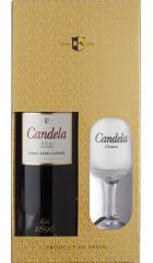 """Херес """"Candela"""" Cream, Jerez DO, gift box with glass, 0.75 л"""