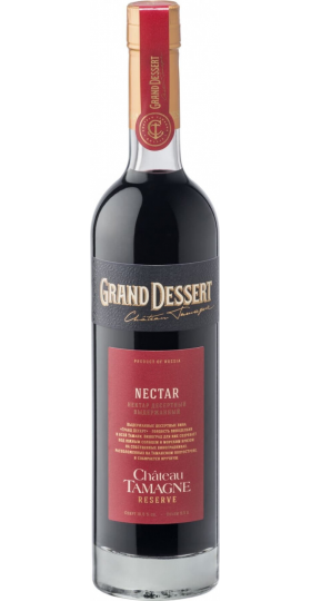 "Винный напиток Шато Тамань, ""Гранд Десерт"" Нектар, 2014, 0.5 л"
