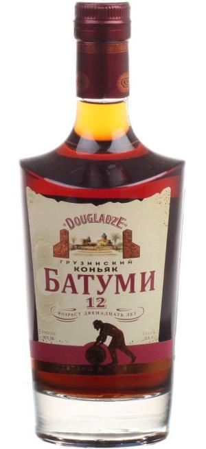 Коньяк Батуми, 12 лет, 0.5 л