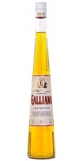 """Ликер """"Galliano"""" L'autentico, 0.5 л"""