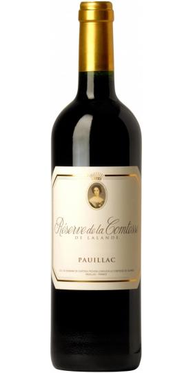 "Вино ""Reserve de la Comtesse"" Lalande, Pauillac AOC, 2014, 0.75 л"