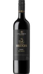 "Вино Calabria, ""Three Bridges"" Durif, 2018, 0.75 л"