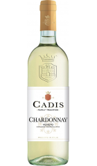 "Вино Cantina di Soave, ""Cadis"" Chardonnay, Veneto IGT, 2019, 0.75 л"