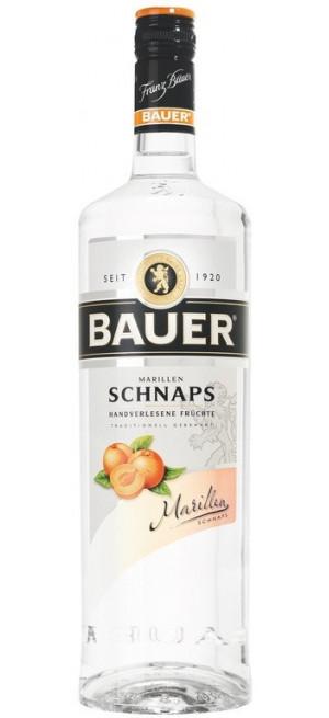 "Шнапс ""Bauer"" Marillen, 0.7 л"