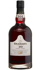 Портвейн Graham's 10 Year Old Tawny Port, 0.75 л