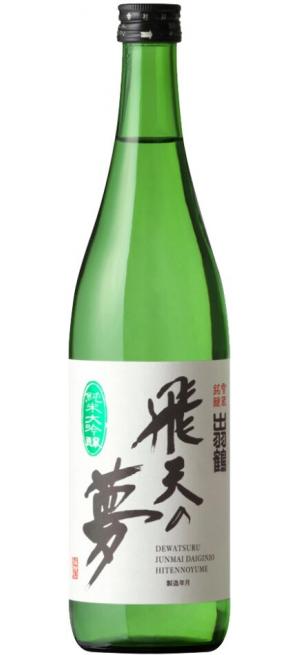 """Саке """"Dewatsuru"""" Junmai Daiginjo Hiten no Yume, 720 мл"""
