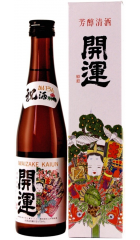Саке Kaiun Iwaizake, gift box, 300 мл
