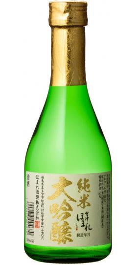 Саке Homare, Junmai Daiginjo Kiwami, 300 мл