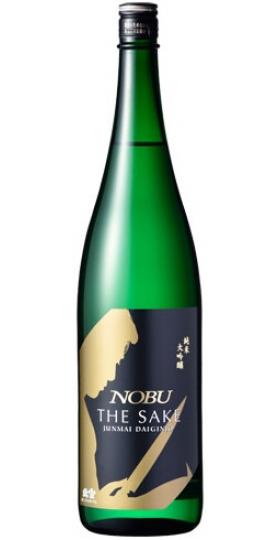 Саке Hokusetsu, Junmai Daiginjo Nobu, 1.5 л