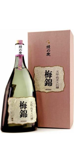 Саке Umenishiki Hime-No-Ai Tenmi, gift box, 0.75 л, 0.75 л