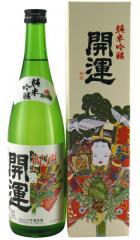 Саке Kaiun Tokusen Junmai Ginjo, 720 мл