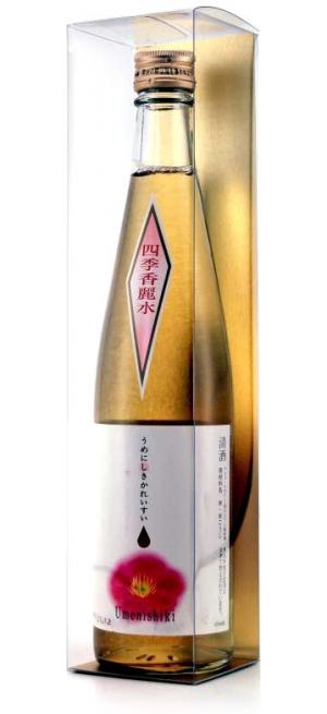 Саке Umenishiki, Shikika Reisui, 0.5 л