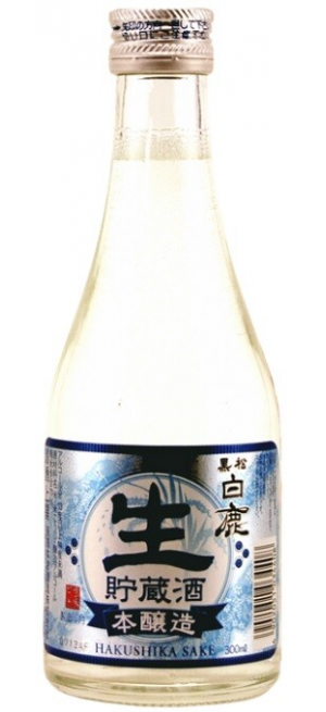 Саке Hakushika Honjozo Namachozo, 300 мл