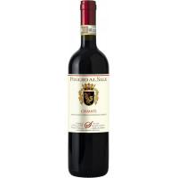 "Вино ""Poggio al Sale"" Chianti DOCG, 2017, 0.75 л"