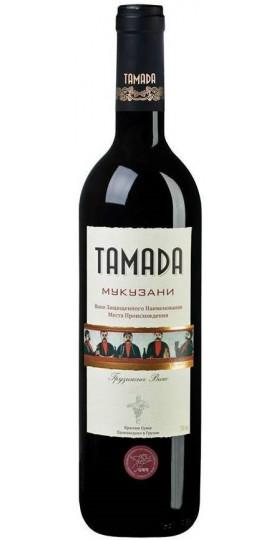 """Вино """"Тамада"""" Мукузани 0.75 л"""