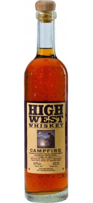 Виски High West Campfire, 0.7 л