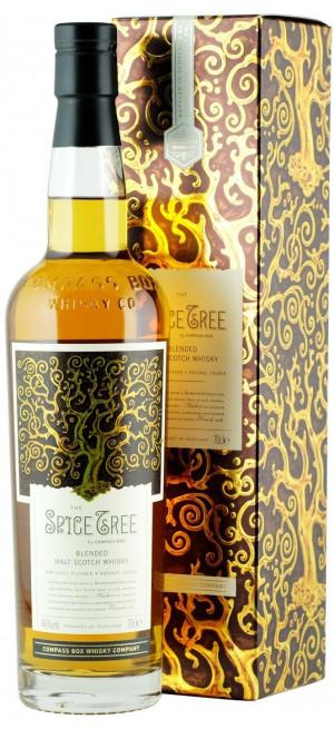"Виски Compass Box, ""The Spice Tree"", gift box, 0.7 л"