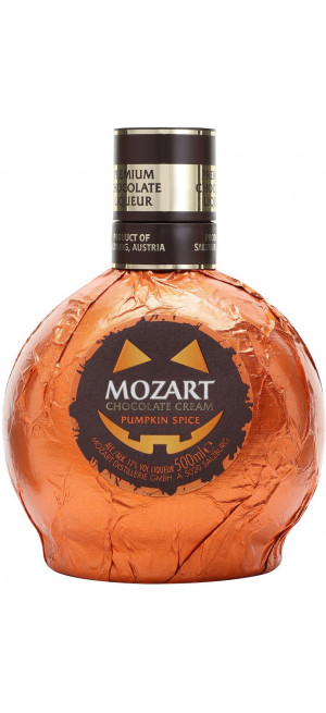"Ликер ""Mozart"" Chocolate Cream Pumpkin Spice, 0.5 л"