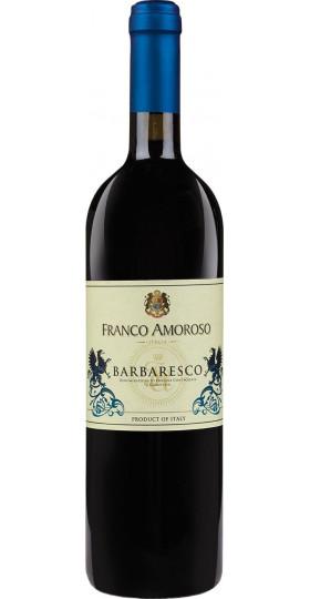 Вино Franco Amoroso, Barbaresco DOCG, 0.75 л