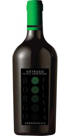 "Вино ""Borgofulvia"" Ortrugo dei Colli Piacentini DOC, 0.75 л"