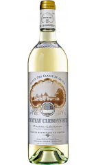 "Вино ""Chateau Carbonnieux"" Blanc, Pessac-Leognan AOC Grand Cru Classe de Graves, 2017, 0.75 л"