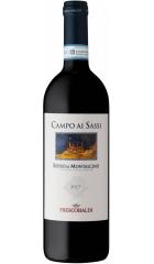 """Вино Rosso di Montalcino DOC """"Campo ai Sassi"""", 2017, 0.75 л"""