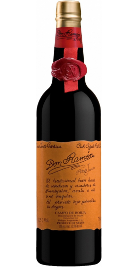"Вино Bodegas Aragonesas, ""Don Ramon"", Campo de Borja DO, 2019, 0.75 л"