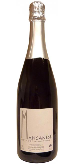 Игристое вино Domaine Richard Rottiers, Manganese Rose, 0.75 л