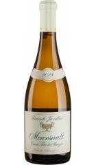 """Вино Patrick Javillier, Meursault """"Cuvee Tete de Murger"""", 2018, 0.75 л"""