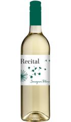 "Вино ""Recital"" Sauvignon Blanc, Pays d'Oc, 2017, 0.75 л"