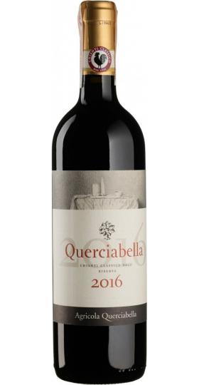 """Вино """"Querciabella"""" Chianti Classico DOCG Riserva, 2016, 0.75 л"""