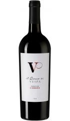 """Вино Vespa, """"Il Rosso dei Vespa"""" Primitivo di Manduria DOC, 2017, 0.75 л"""
