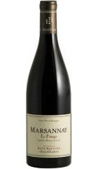 "Вино Domaine Rene Bouvier, Marsannay ""Le Finage"" AOC, 2017, 0.75 л"