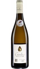 "Вино Chatelain, Pouilly-Fume ""Les Chailloux Silex"", 2017, 0.75 л"