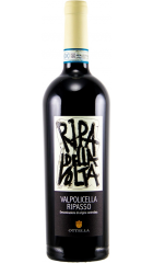 """Вино Ottella, """"Ripa della Volta"""" Valpolicella Ripasso DOC, 2017, 0.75 л"""