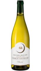 """Вино Brocard, Chablis Grand Cru """"Blanchots"""" AOC, 2018, 0.75 л"""