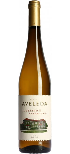 """Вино """"Quinta da Aveleda"""" Loureiro & Alvarinho, Vinho Verde DOC, 2020, 0.75 л"""