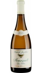 """Вино Patrick Javillier, Meursault """"Les Tillets"""", 2018, 0.75 л"""