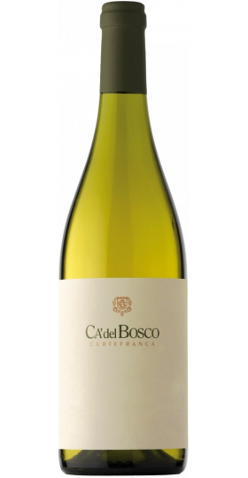 """Вино """"Curtefranca"""" Bianco DOC, 2016, 0.75 л"""