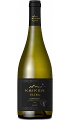 """Вино """"Kaiken Ultra"""" Chardonnay, 2018, 0.75 л"""