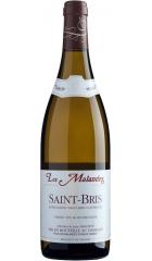 """Вино Domaine des Malandes, Sauvignon """"Saint-Bris"""" AOC, 2017, 0.75 л"""