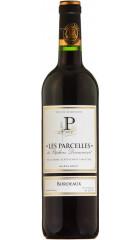 """Вино """"Les Parcelles"""" Bordeaux Rouge AOC, 0.75 л"""