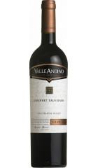 """Вино Valle Andino, Cabernet Sauvignon """"Gran Reserva"""", 2013, 0.75 л"""