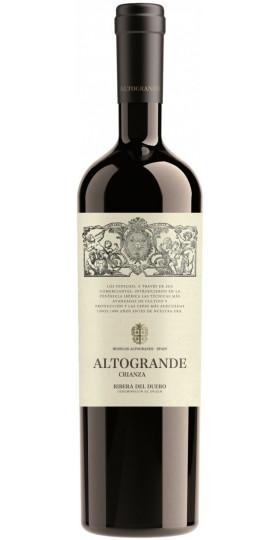 """Вино """"Altogrande"""" Crianza, Ribera del Duero DO, 2013, 0.75 л"""